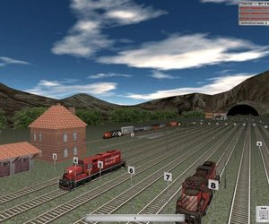 Rail Cargo Simulator Screenshots