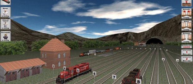 Rail Cargo Simulator News