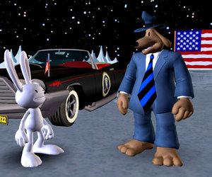 Sam & Max Episode 106: Bright Side of the Moon Screenshots
