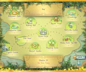 Enchanted Fairy Friends: Secret of the Fairy Queen Screenshots