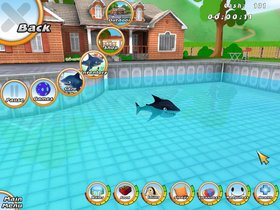 Aquapets: 101 Shark Pets Screenshot from Shacknews