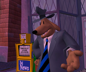 Sam & Max Episode 102: Situation: Comedy Files