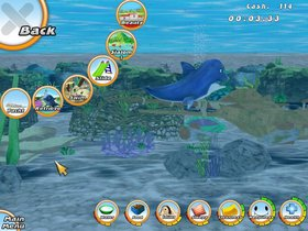 Aquapets: 101 Dolphin  Pets Screenshot from Shacknews