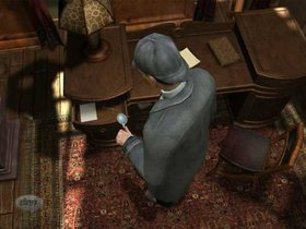 Sherlock Holmes: Secret of the Silver Earring Screenshot from Shacknews