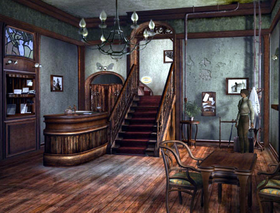 Syberia Screenshot from Shacknews