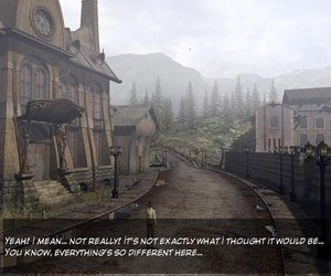 Syberia Screenshots