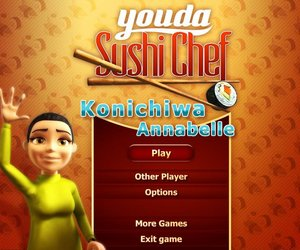 Youda: Sushi Chef Files