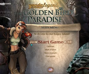Youda Legend: The Golden Bird of Paradise Files