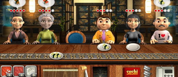 Youda: Sushi Chef News