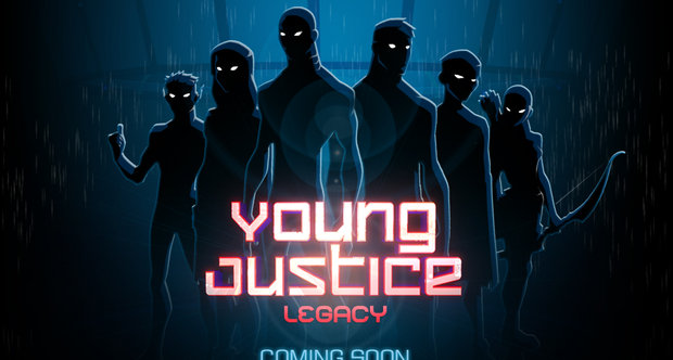 Young Justice: Legacy logo