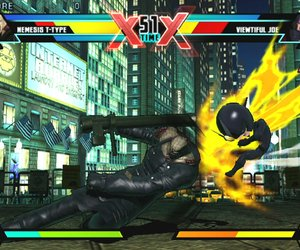 Ultimate Marvel vs. Capcom 3 Screenshots