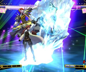 Persona 4 Arena Chat