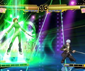 Persona 4 Arena Files