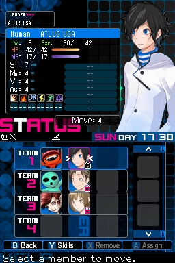 Shin Megami Tensei: Devil Survivor 2 Videos