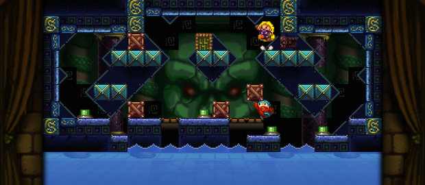 Wyv and Keep: The Temple of the Lost Idol News