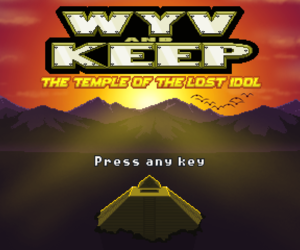 Wyv and Keep: The Temple of the Lost Idol Chat