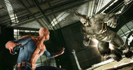 The Amazing Spider-Man Rhino screenshots
