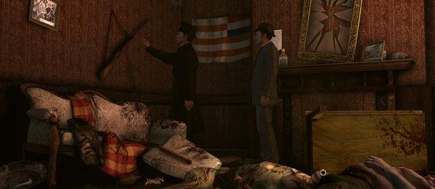 The Testament of Sherlock Holmes News