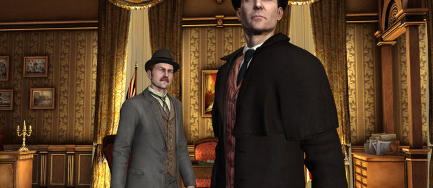 The Testament of Sherlock Holmes News