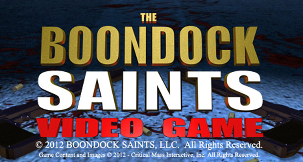 Boondock Saints game topstory