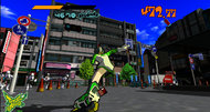 Jet Set Radio PC, XBLA, PSN screenshots