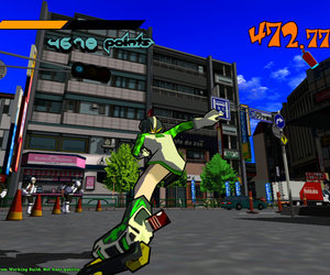 Jet Set Radio Files