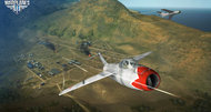 World of Warplanes Soviet aircraft screenshots