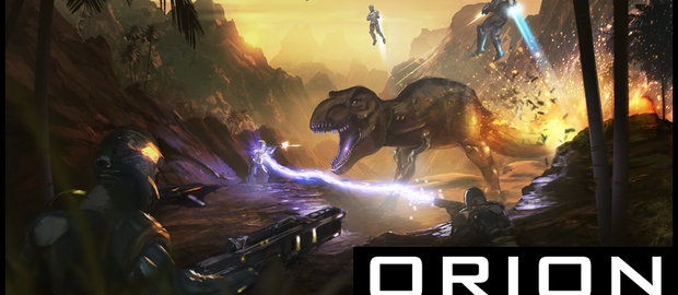ORION: Dino Beatdown News