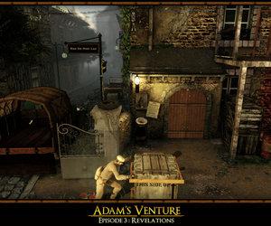 Adam's Venture - Episode 3: Relevations Screenshots