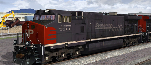 RailWorks 3: Train Simulator 2012 Donna Pass - Southern Pacific Screenshots Digital Ops