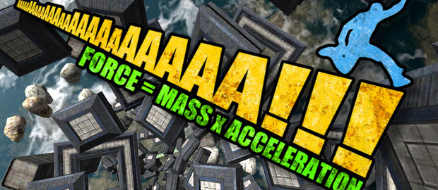 AaaaaAAaaaAAAaaAAAAaAAAAA!!! (Force = Mass x Acceleration) News
