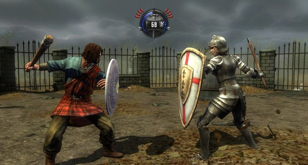 Deadliest Warrior: Ancient Combat March 1 screenshots