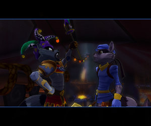 Sly Cooper: Thieves in Time Files
