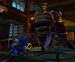 Sly Cooper: Thieves in Time Chat