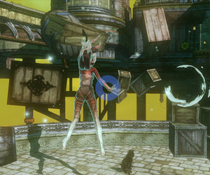 Gravity Rush Files