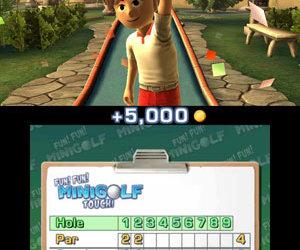 Fun! Fun! Minigolf Touch! Chat