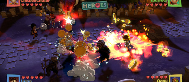 Fable Heroes News
