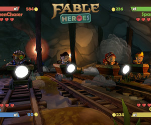 Fable Heroes Screenshots
