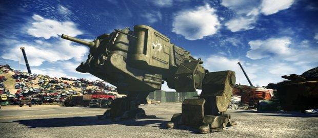 Steel Battalion: Heavy Armor News