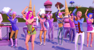 The Sims 3: Showtime Katy Perry screenshots