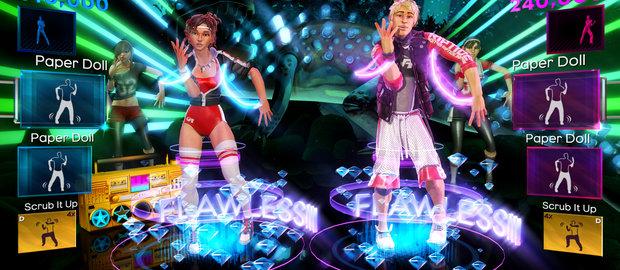 Dance Central 2 News
