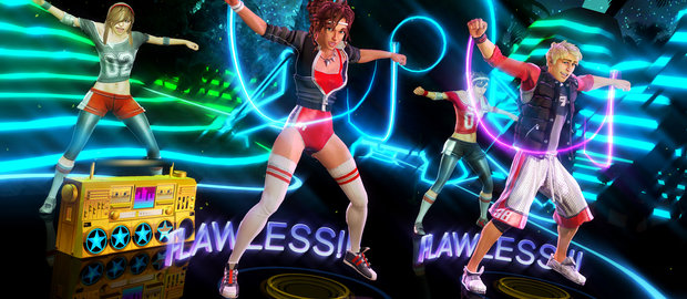 Dance Central 2 News