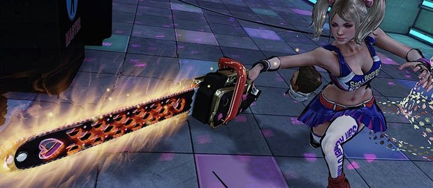 Lollipop Chainsaw News