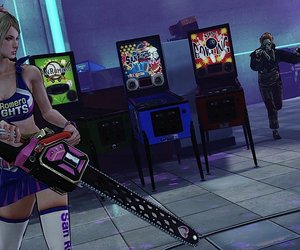 Lollipop Chainsaw Screenshots