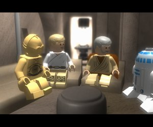 LEGO Star Wars: The Complete Saga Files
