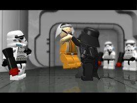 LEGO Star Wars: The Complete Saga Screenshot from Shacknews