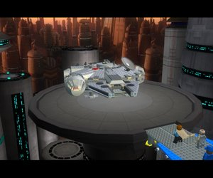 LEGO Star Wars: The Complete Saga Screenshots
