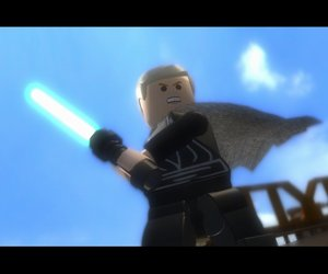 LEGO Star Wars: The Complete Saga Chat