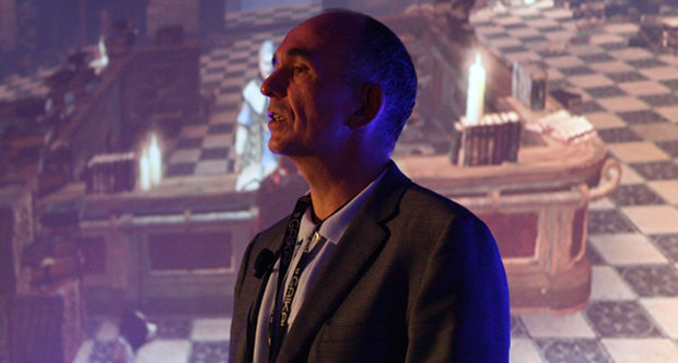 Peter Molyneux headshots
