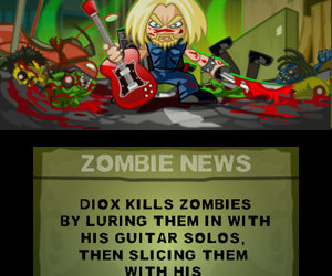 Zombie Slayer Diox Chat